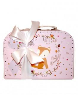 Geschenkeset Baby Geburt Kinderkoffer