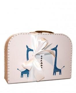 Fresk Koffer Giraffe als Geschenkidee
