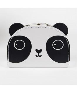 Sass & Belle Koffer Panda