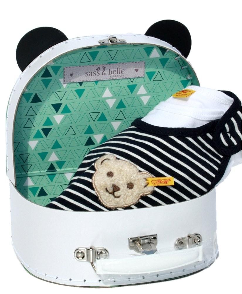 Sass & Belle Panda Koffer Geschenkset
