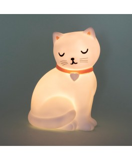 Kinder Geschenk Sass & Belle Katze LED