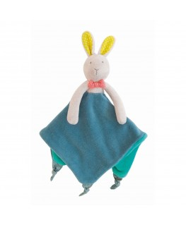 Moulin Roty Hase Kuscheltuch Baby