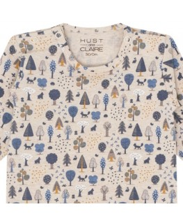 Hust & Claire Overall Wald blau